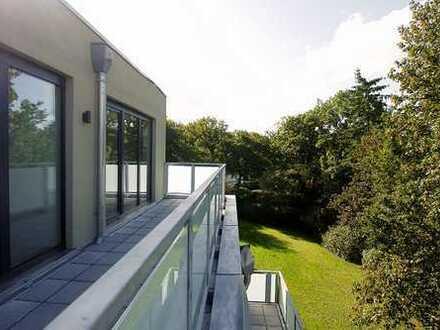 Neubau Erstbezug: Moderne Penthousewohnung mit Balkon und Dachterrasse