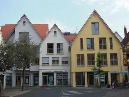 Hochwertiges Wohnen - Wohnquartier am Gänsmark sehr schöne und helle drei Zimmer Wohnung