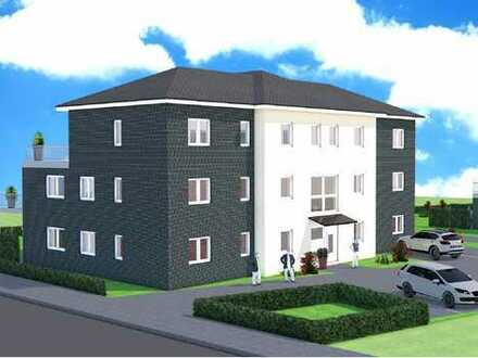 Große Penthousewohnung im 2. OG mit 101 qm (KfW-EH-55)