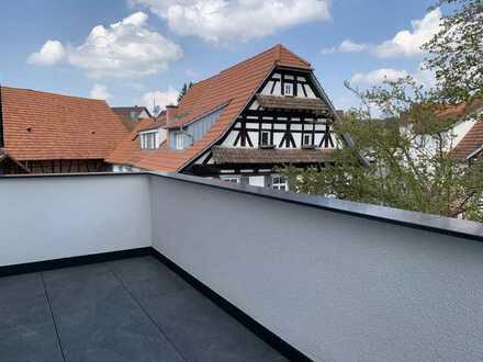 Exclusiver Neubau