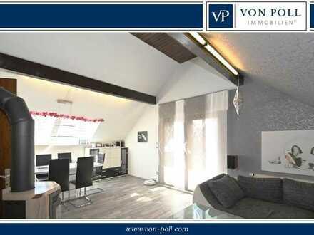 Attraktive Eigentumswohnung in einem Zweifamilienhaus in Worms-Horchheim