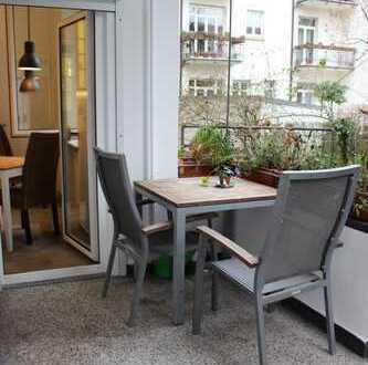 21qm Zimmer in wundschönem Altbau mit Garten am Kolpingplatz