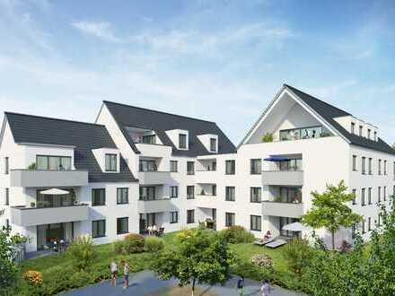 3 Zimmer OG - Wohnung mit Balkon - Markgröningen