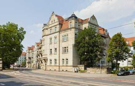 schöne 53 m² 2 Raum Wohnung Dresden Zentral Nähe Tu/Max Plank Institut/HBF N45/08