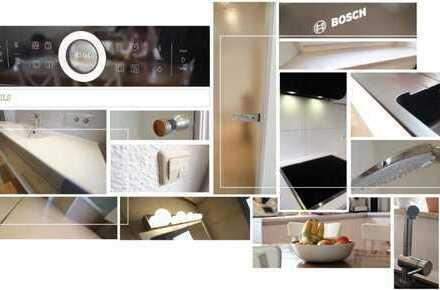 4,5 Zimmer-Wohnung in Leingarten mit 2 Carports - sehr helle und unverbaubare Randlage
