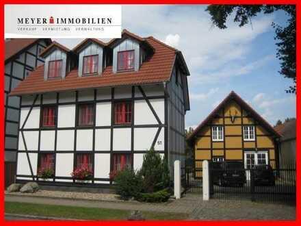 Schlepzig-schönstes Dorf Brandenburgs: Tolle 2-Zimmerwohnung im Landhausstil