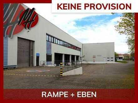 PROVISIONSFREI ✓ SOFORT VERFÜGBAR ✓ Lager (2.900 m²) & Büro (300 m²) zu vermieten