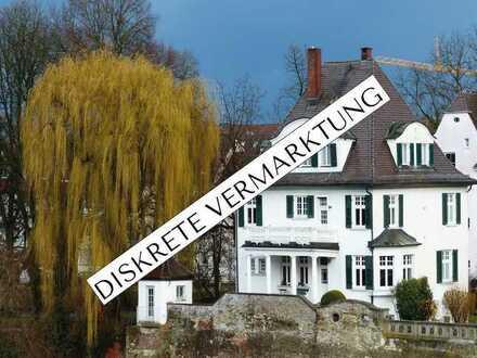 Villa am See in Essen