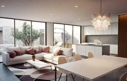 Wohntraum! 4 Zimmer Luxus-Wohnung mit 3 Balkone