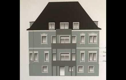 Exklusive, neuwertige 4-Zimmer-Wohnung mit Balkon und Einbauküche in Suhl-Innenstadt