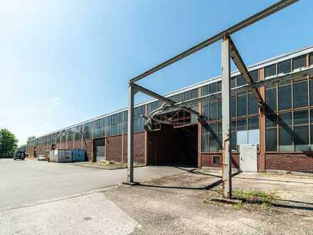 Großzügige Lagerhalle in Bochum | viele Stellplätze | PROVISIONSFREI