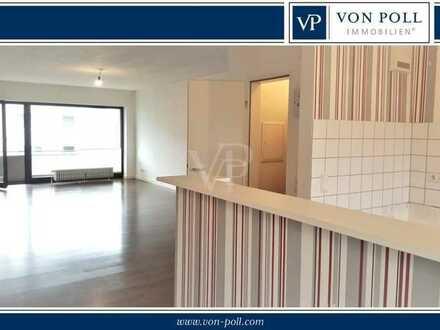 Attraktive Drei-Zimmer-Wohnung inklusive Garage