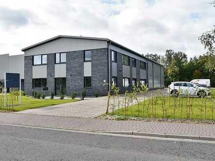 Oldenburg: Moderne Büro-Etage mit guter Verkehrsanbindung, Obj.4876