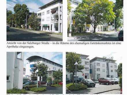 Beeindruckende 2 Zimmer-Wohnung mit Dachgarten und Tiefgarage
