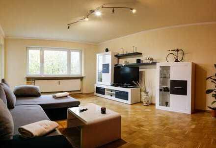 Kapitalanlage: gepflegte 4-Zimmer-Wohnung