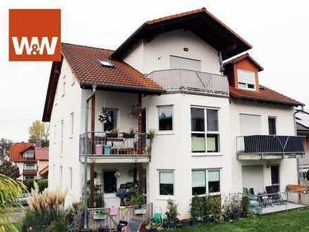 3 Zimmer Eigentumswohnung in Sulzbach am Main mit Balkon und Stellplatz *** PROVISIONSFREI FÜR DEN K