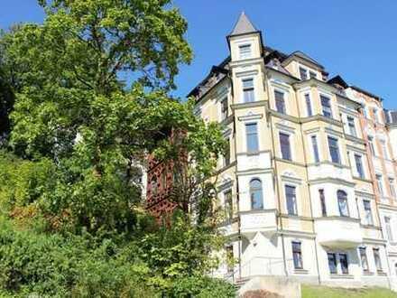 ++ vollmöbelierte 3-Raum-Wohnung in Stadtparknähe ++