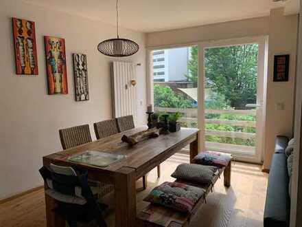 PROVISIONSFREI, modern & mit GARTEN: Exklusive 3-Zimmer Wohnung mit Garten in Bonn - Weststadt