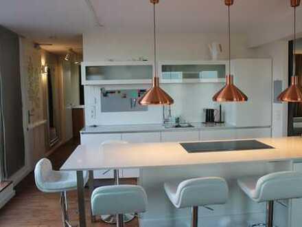 Großzügige Zweizimmerwohnung mit Dachterrassen in Riedberg