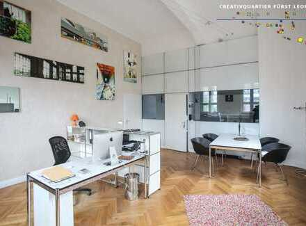 !!!Repräsentatives 60 m² Büro im CreativQuartier Fürst Leopold zu vermieten !!!