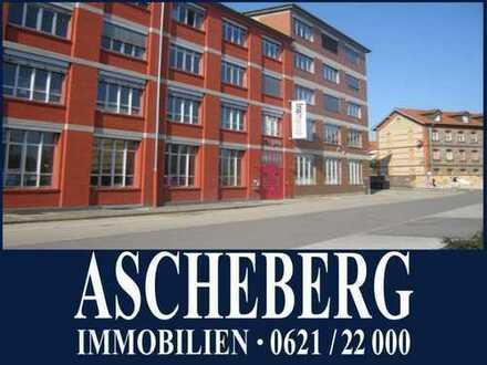 MA-WALDHOF: Büroflächen im Loft-Stil von ca. 30 m² bis ca. 600 m²!
