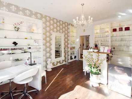Attraktive Ladeneinheit für Fußpflege- und Kosmetikstudio in bester Lage von Giesing