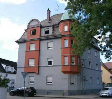 Solides Mehrfamilienhaus in ruhiger Augsburger Wohnlage