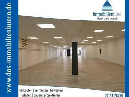 Kurzzeitvermietung: Großzügige Verkaufsfläche im Zentrum von Erlangen