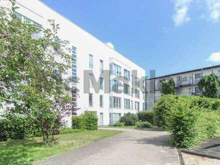 Einträgliche Lage: Bewohntes Erdgeschossapartment direkt am Herzzentrum in Leipzig-Probstheida