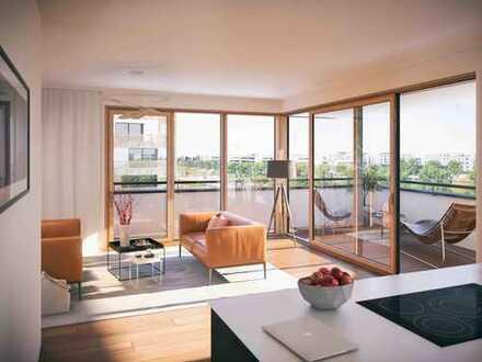 Einmaliges Wohnkonzept! Großartige 5-Zimmer-Wohnung designed by Daniel Libeskind direkt am Park