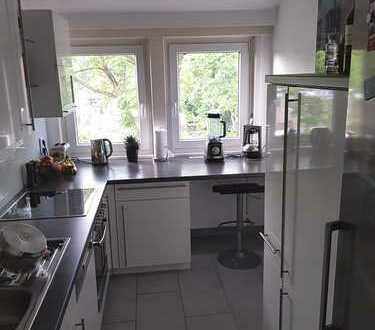 Möblierte 3-Zimmer-Wohnung mit Balkon in Radio-Bremen