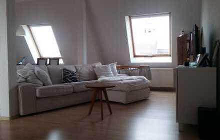 Helle Maisonette-Wohnung in der Neckarstadt