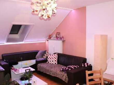 Augsburg: Schöne 2 Zimmer-Wohnung zum Wohlfühlen, 41 qm, zentrumsnah und ruhig