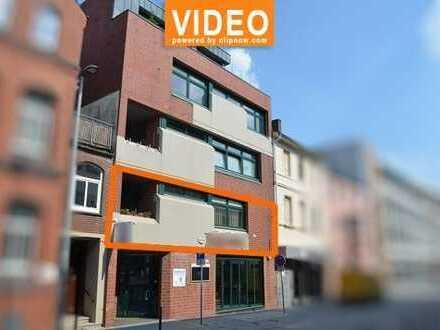3-Zi-Eigentumswohnung  in Rheine-Innenstadt (auch als Büro- oder Praxisfläche nutzbar)