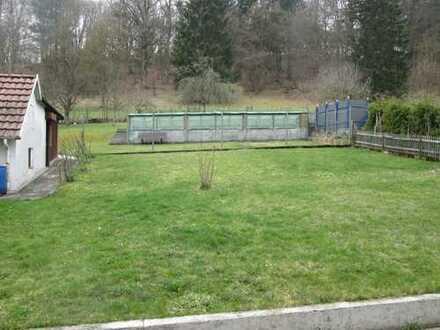 Helles WG-Zimmer in 3-er WG im EG ab sofort in ruhiger Waldrandlage in Schnaitheim.