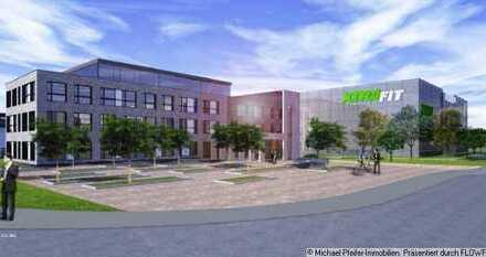 Provisionsfrei für den Mieter! Neubau Erstbezug eines hochwertigen Dienstleistungszentrums.