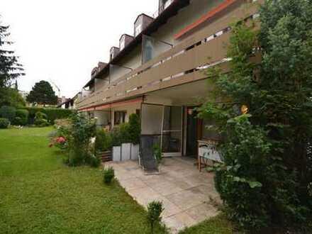 2 Zimmer - Terassenwohnung in Untersendling-Westpark