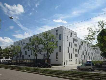 ROLLSTUHLFAHRER-WOHNUNG München Modell 4 Zimmer in Neuhausen