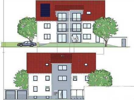 Neubau - 3 Zi.Eigentumswohnung (WE 2) - schöner Randlage von Waghäusel-Kirrlach -provisionsfrei
