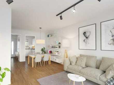 | NEUBAU REIHENHAUS | 5-Zimmer auf fast 120 m² in N-Laufamholz