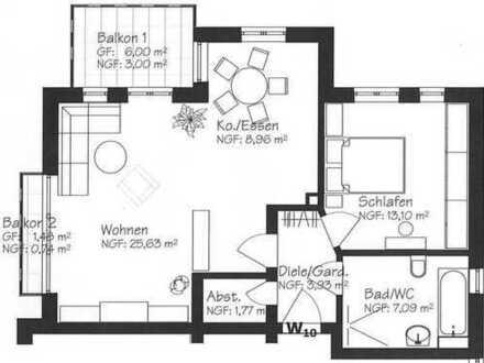 Wohnung 10 (Haus 2)