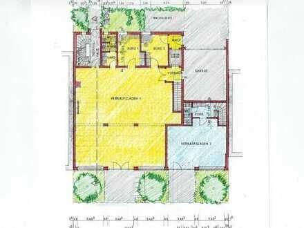 Baar-Ebenhausen: zentrale Geschäfs- und Wohnräume (Neubau) zu provisionsfrei vermieten