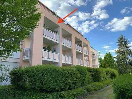 ++RESERVIERT++ Sehr schöne Eigentumswohnung mit großer Loggia in gepflegter Wohnanlage...