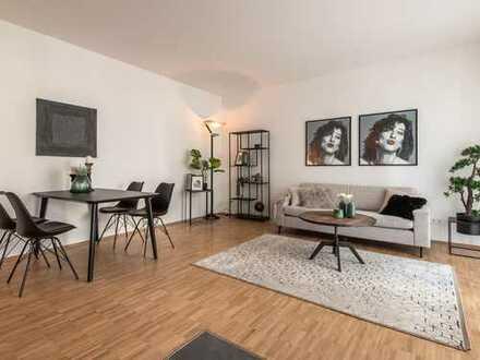 Wohnen auf der Sonnenseite: 3 Zimmer, 91 m², 2 Bäder, Dachterrasse in Ost-Ausrichtung
