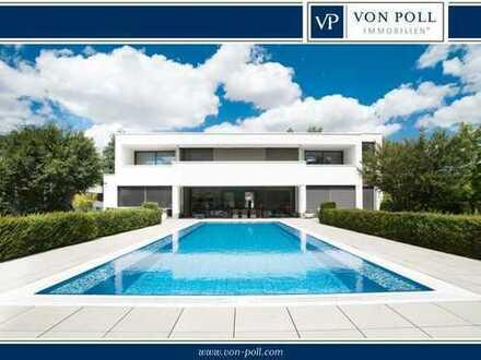 Luxus pur! Traumvilla mit Pool, Tiefgarage, und separater Einliegerwohnung