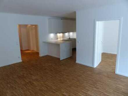 Repräsentative 2-Zimmer-Wohnung im Dortmunder Süden mit Terrasse