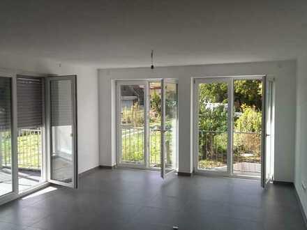 Wohnung im OG mit EBK und Balkon: freundliche 4,5-Zimmer-Wohnung in Erligheim