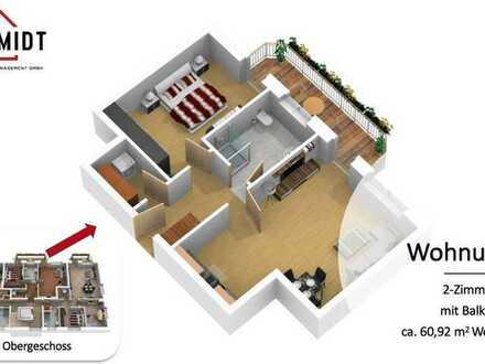 Hochwertige Neubau-ETW mit Balkon (courtagefrei)