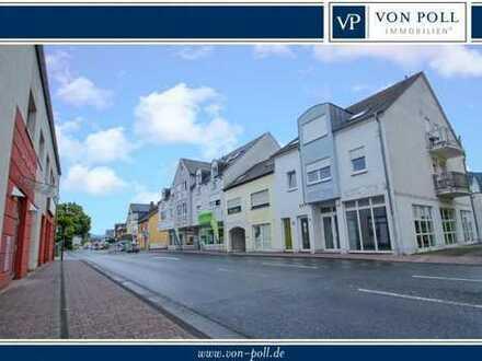 Große Verkaufsfläche direkt an der Hauptstraße in Schweich | sofort frei