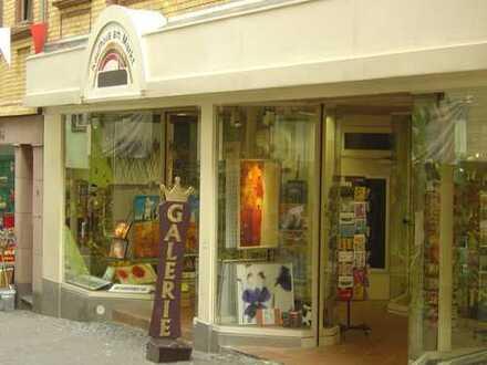 Ladenlokal nur wenige Schritte vom historischen Marktplatz